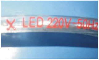 ዱካ dmx ብርሃን,መሪ መሪ,110 - 240V AC SMD5050 LED ROPE LIGHT 11, 2-i-1, ካራንተር ዓለም አቀፍ ኃ.የተ.የግ.ማ.