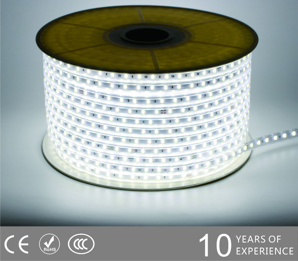 Guangdong udhëhequr fabrikë,të udhëhequr strip,110V AC Nuk ka Wire SMD 5730 LEHTA LED ROPE 2, 5730-smd-Nonwire-Led-Light-Strip-6500k, KARNAR INTERNATIONAL GROUP LTD